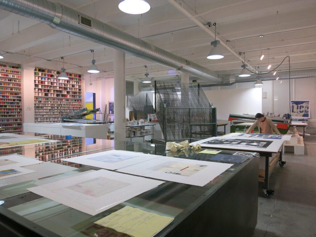 MANA Contemporary Printing Jersey City NJ