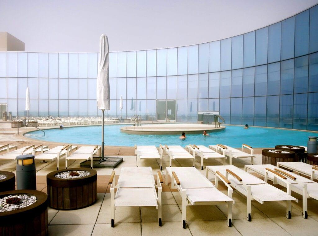Ocean Casino Resort Pool Atlantic City NJ