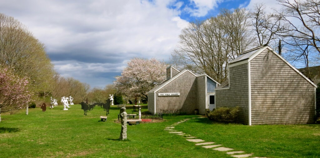 The Field Gallery West Tisbury Marthas Vineyard MA