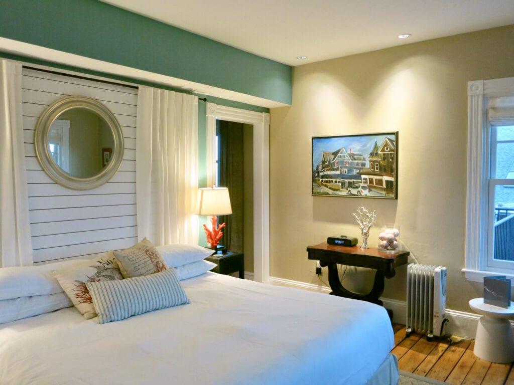 Woods Hole Inn Guest Room MA