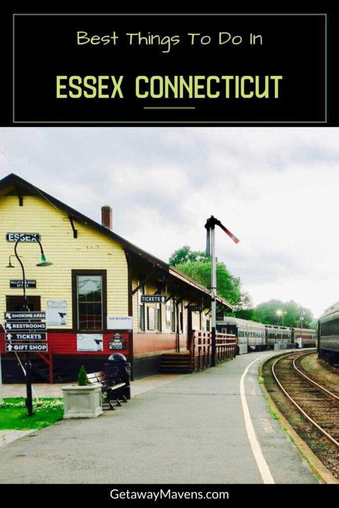 Essex CT Pin