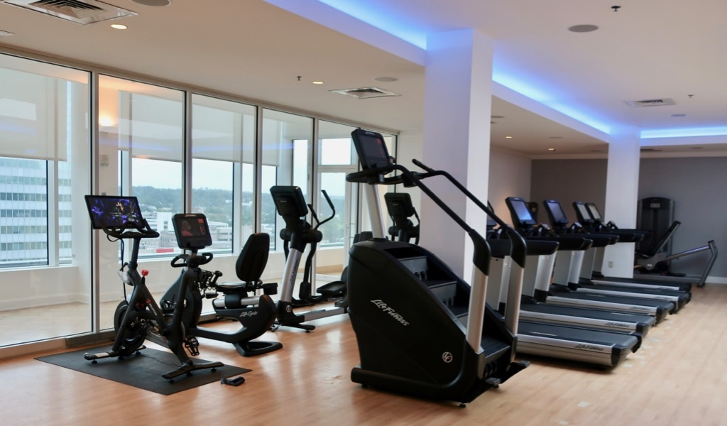 Fitness Room Opus Westchester