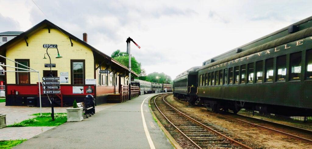 Essex CT Steam Train Excursion