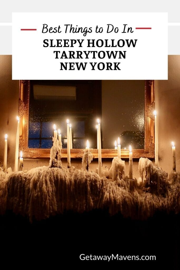 Best Things to Do In Tarrytown Sleepy Hollow NY Pin