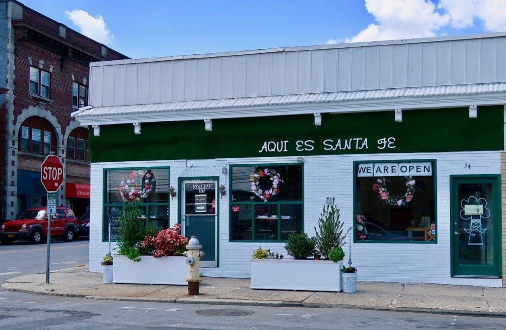 Aqui Es Santa Fe Port Chester NY