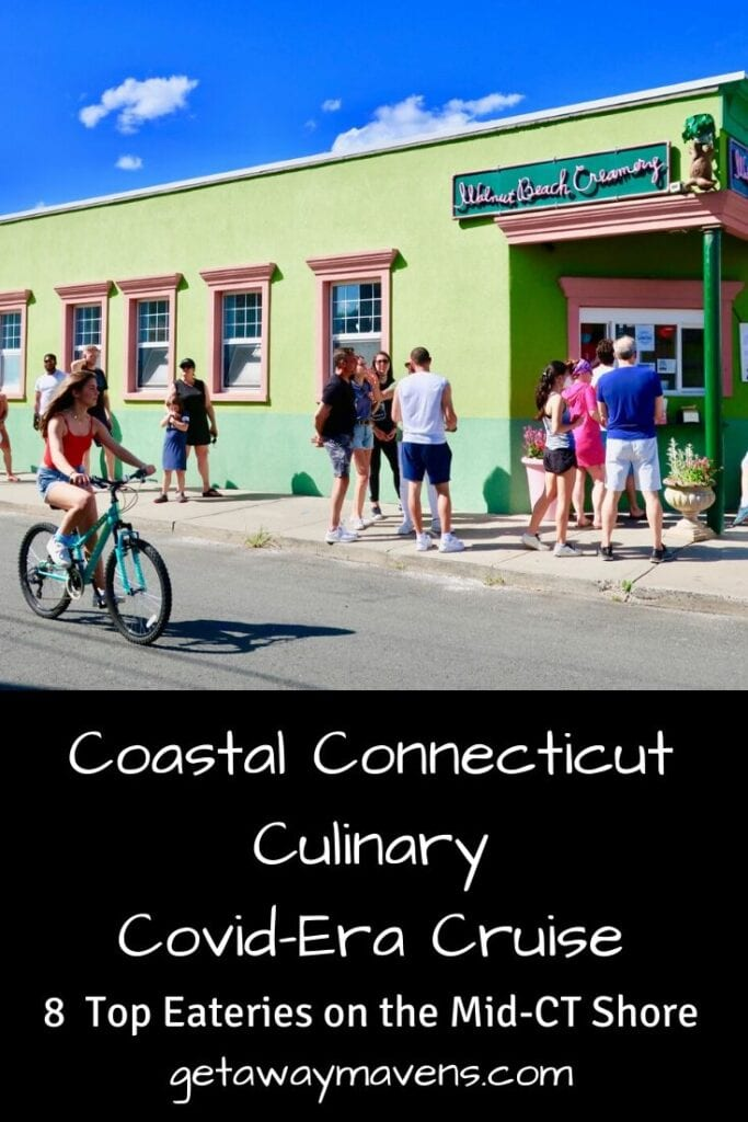 Coastal CT Culinary Covid Era Cruise Pin