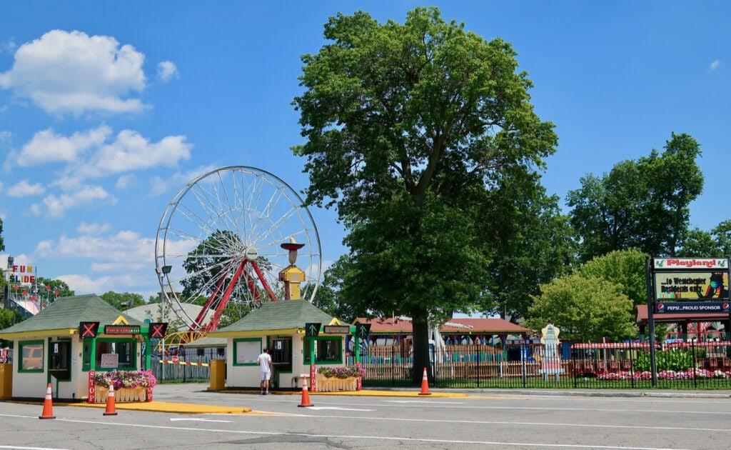 Rye Playland NY