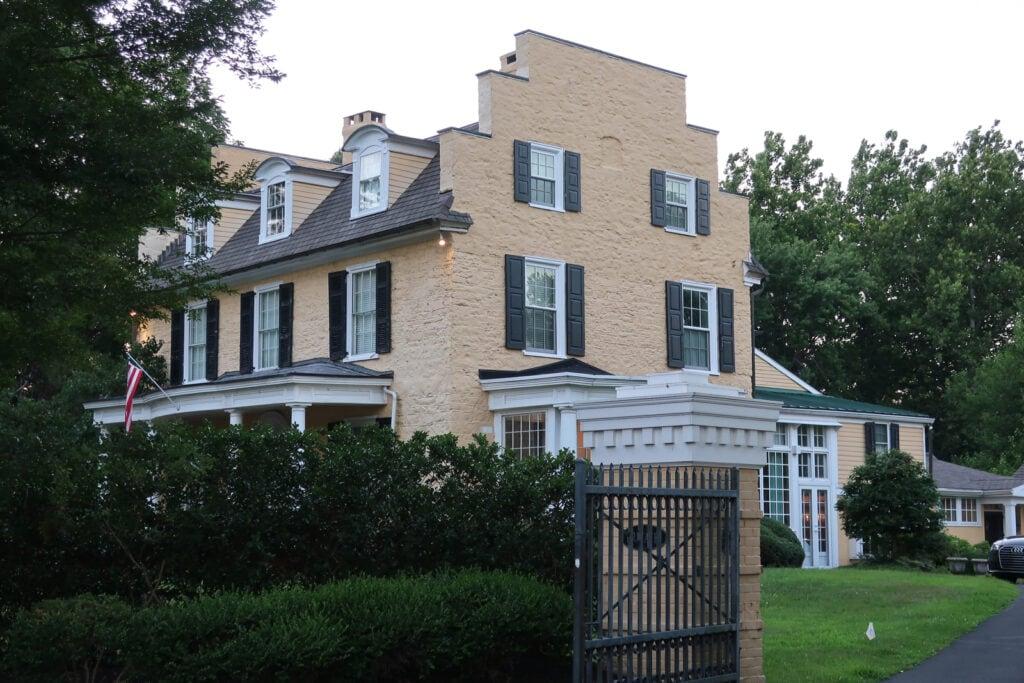 Yardley Mansion, Yardley Pa