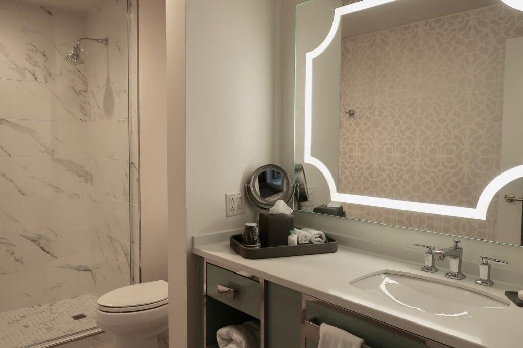 Bathroom Delamar W Hartford CT