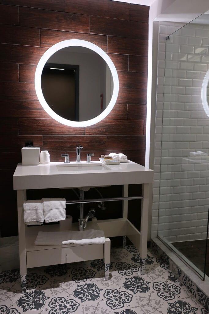 Bathroom The Goodwin Hotel Hartford CT