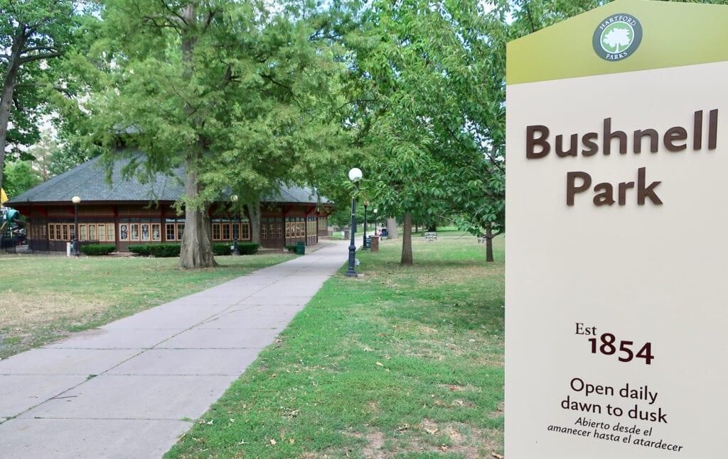 Bushnell Carousel Hartford CT