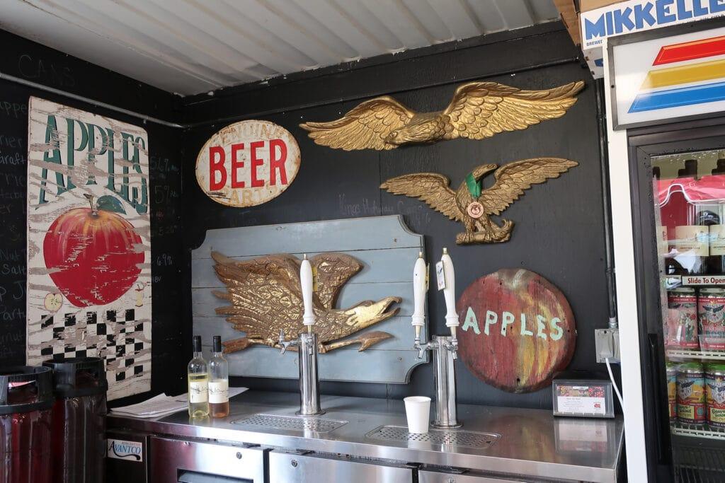 Cider tap Kings Highway Cider