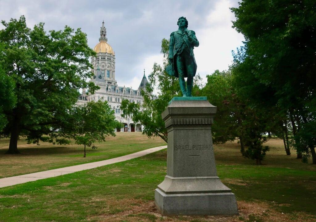 Connecticut Capitol Building Hartford CT