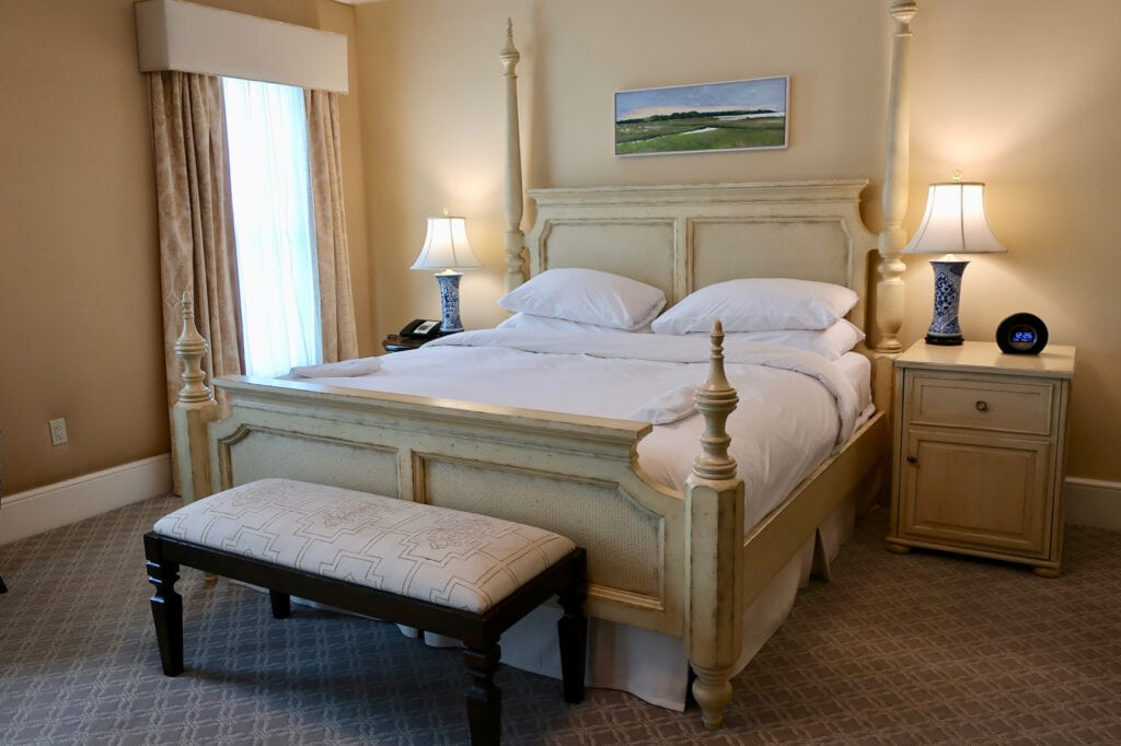 Guest Room Delamar Southport CT