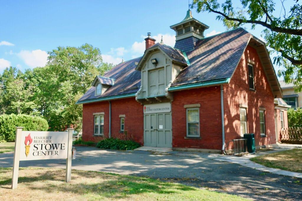Harriet Beecher Stowe Center W Hartford CT