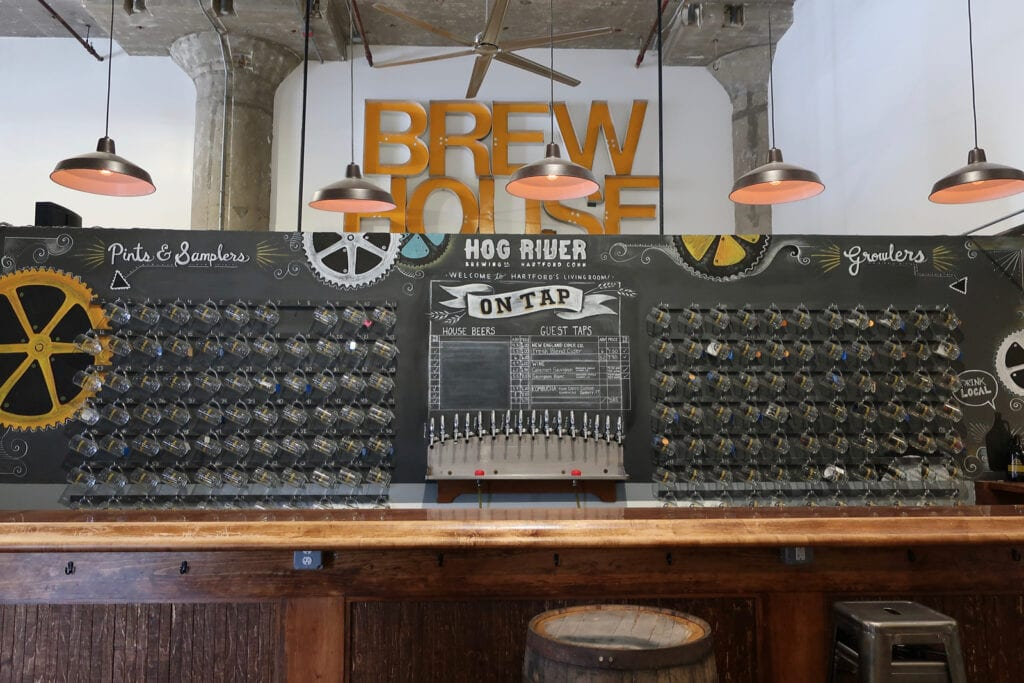 Hog River Brew House Hartford CT