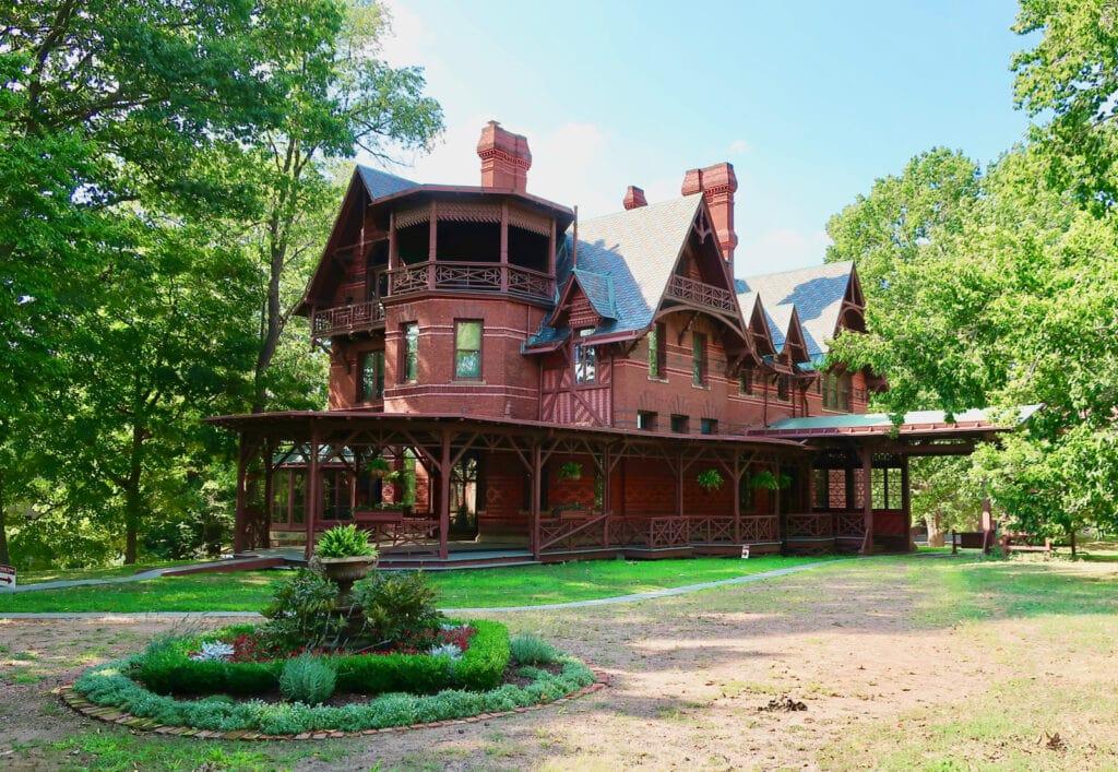 Mark Twain House West Hartford CT