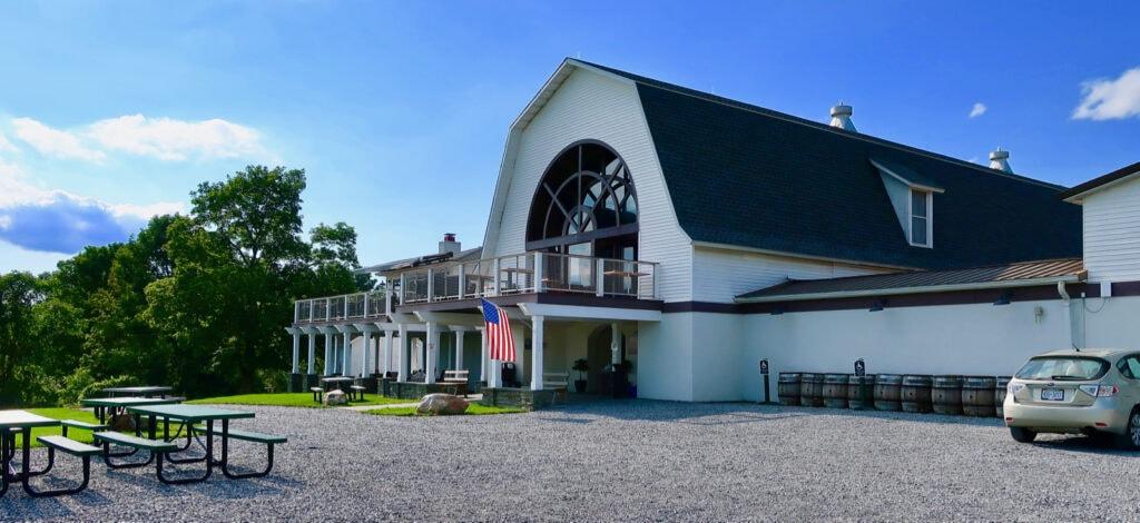 Millbrook Vineyards and Winery NY
