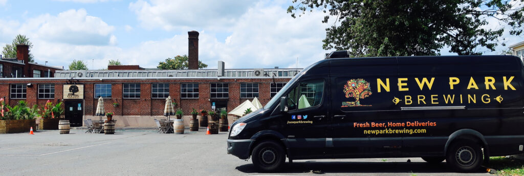 New Park Brewing Hartford CT