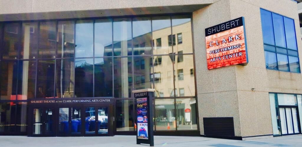 Schubert Performing Arts Center New Haven CT