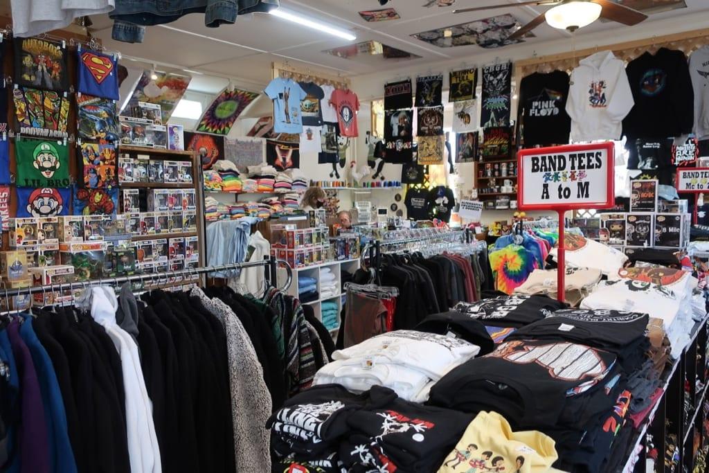 T-Shirt Farm interior Millerton NY