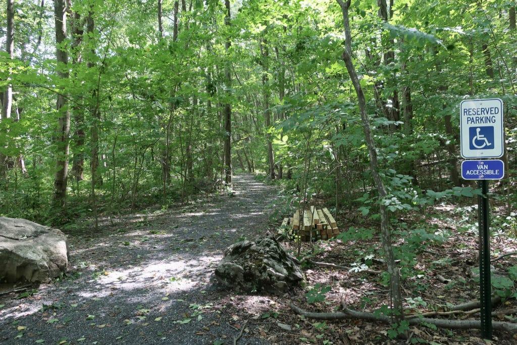 Thompson Pond Nature Trail Pine Plains NY