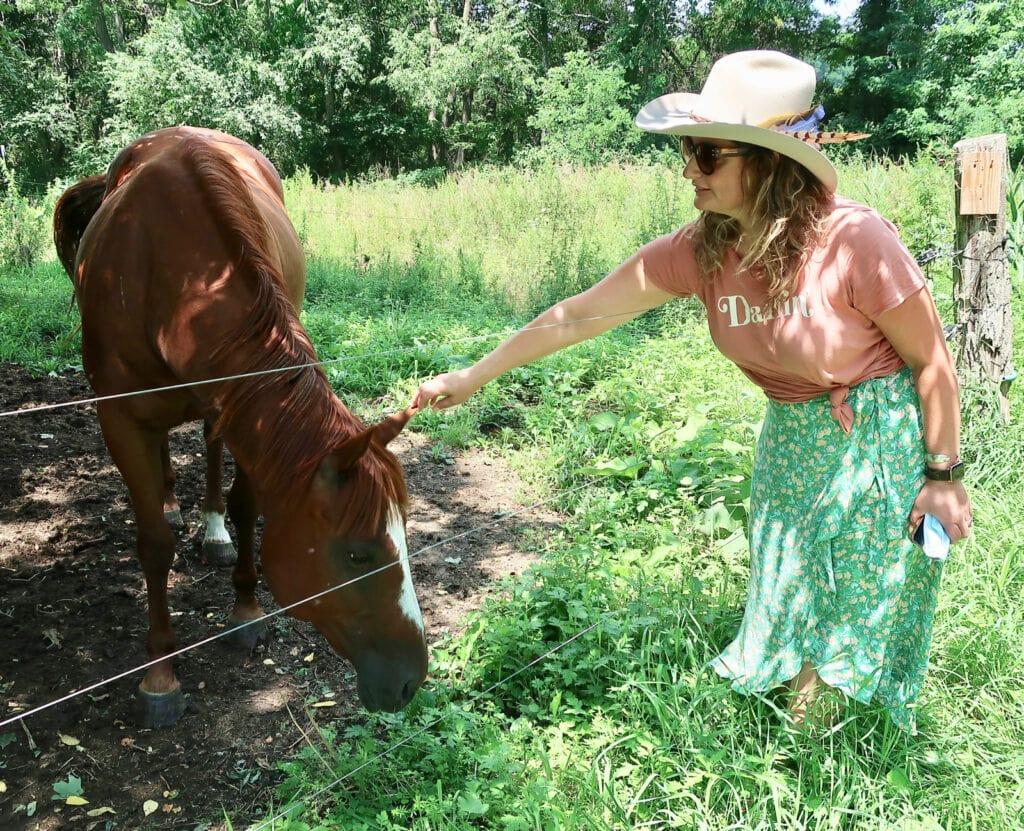 Tiffany Flynn Mountain Valley Farm NY