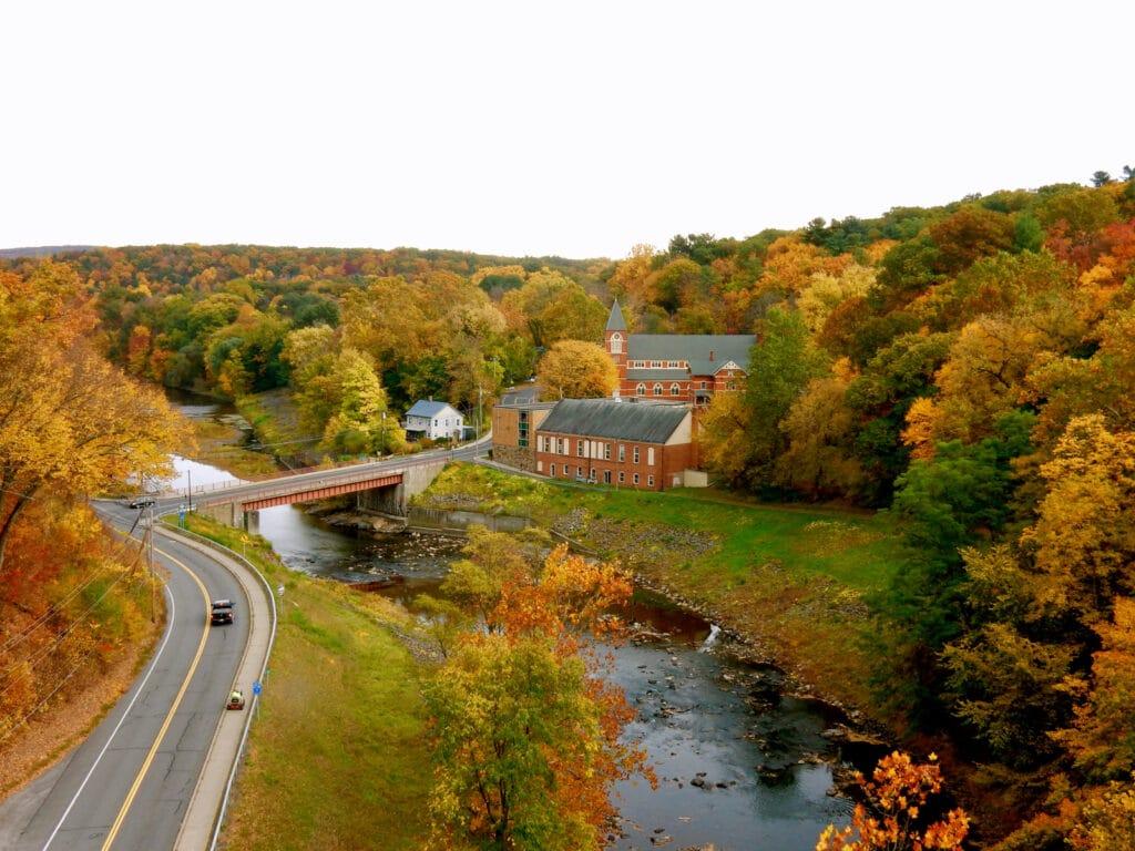 MA Fall Foliage
