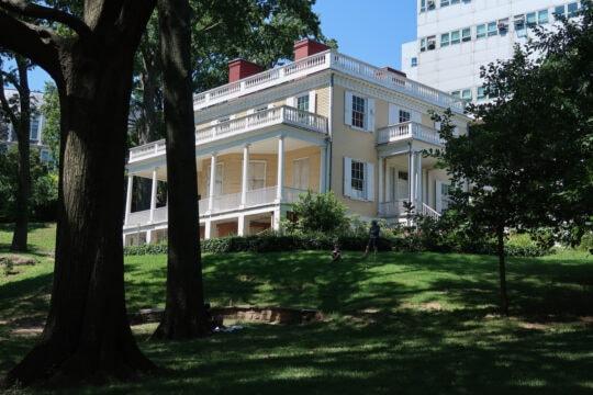 Hamilton Grange, NY NY Alexander Hamilton Home