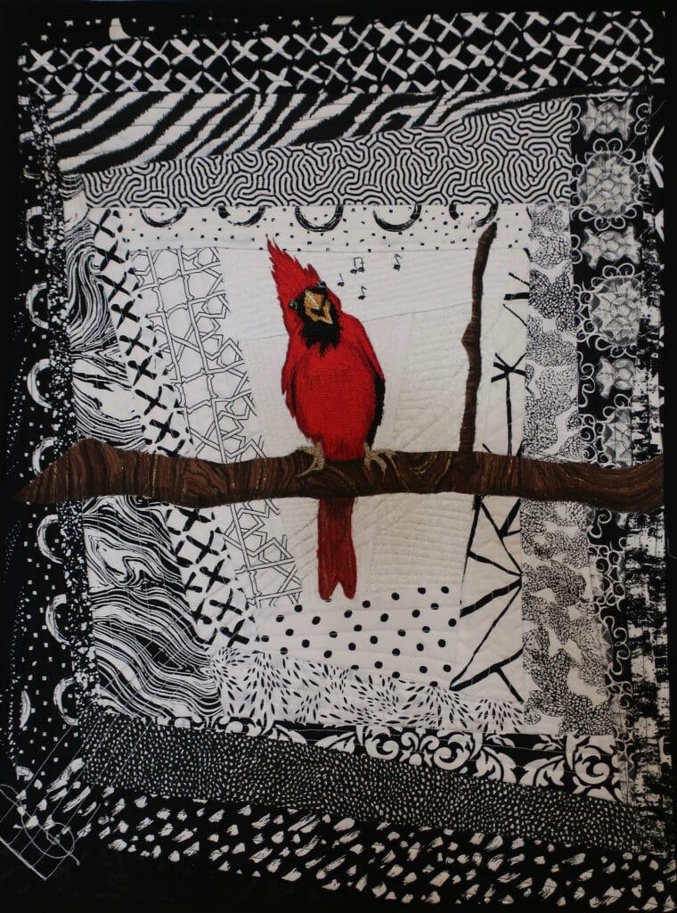 Cardinal-Quilt-Virginia-Quilt-Museum-Harrisonburg-VA