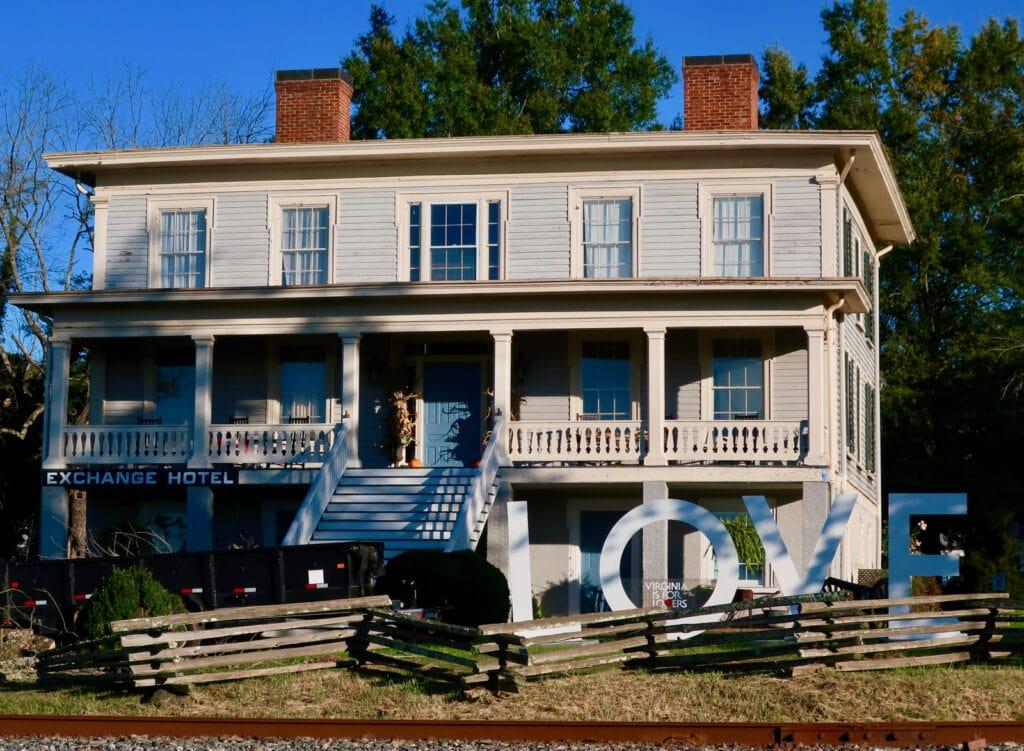 Exchage-Hotel-Civil-War-Museum-Gordonsville-VA