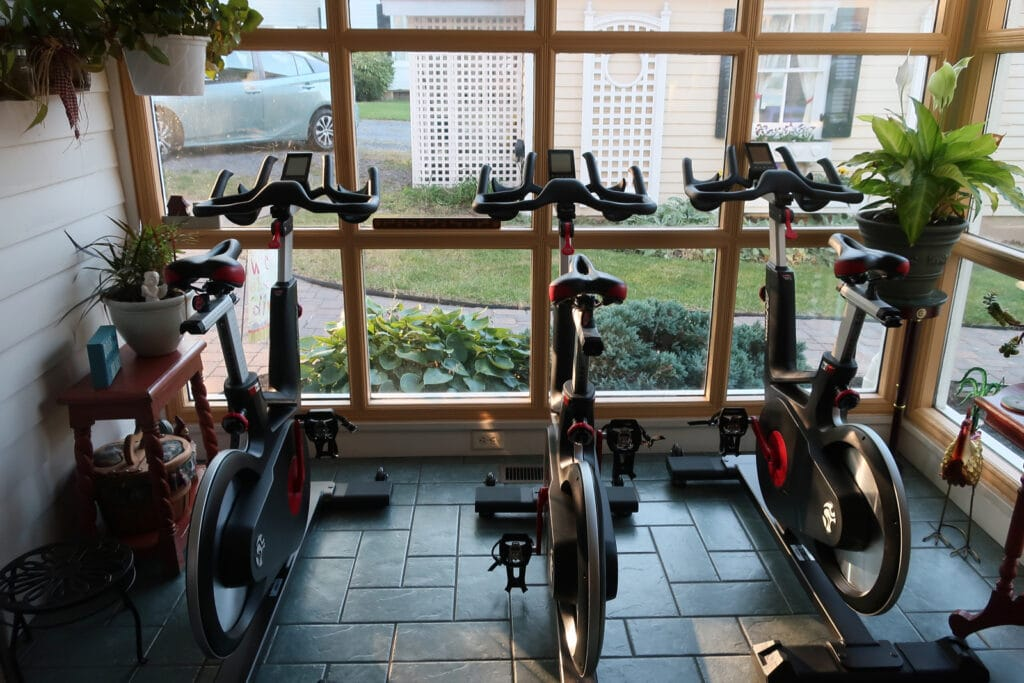 Fitness-Bikes-Hopewell-House-Bike-Bed-Strasburg-VA