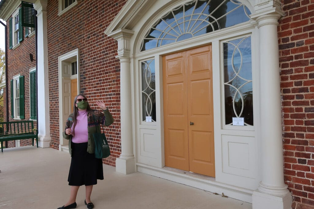 ames-Madison-Montpelier-Front-Door-Orange-VA