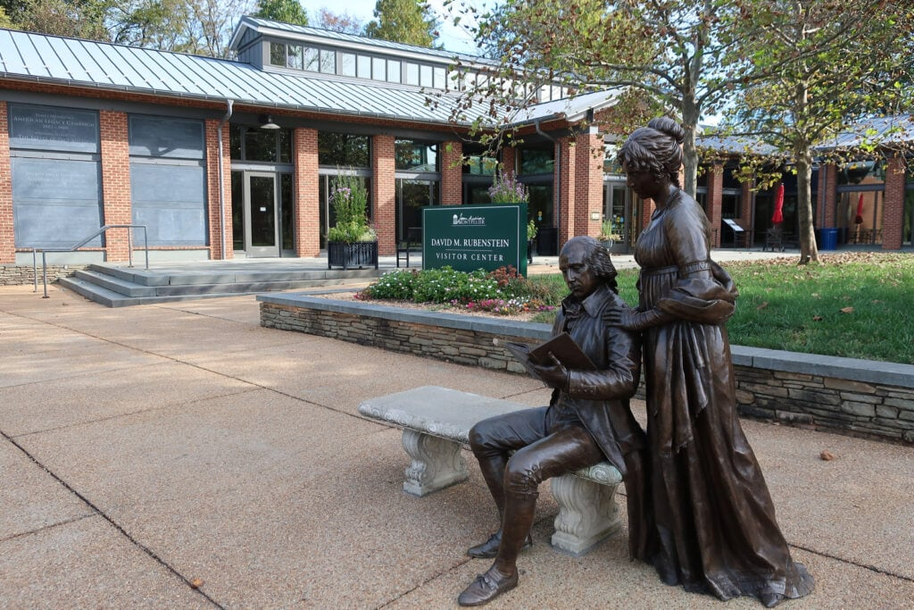 James-Madison-Montpelier-Visitors-Center