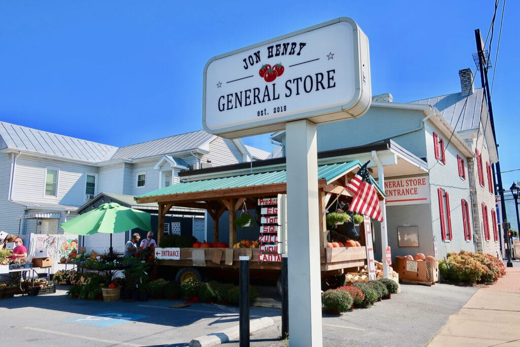 Jon-Henry-General-Store-New-Market-VA
