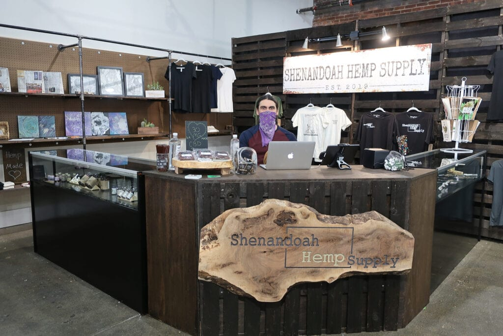 Shenandoah-Hemp-Supply-Agora-Market-Harrisonburg-VA