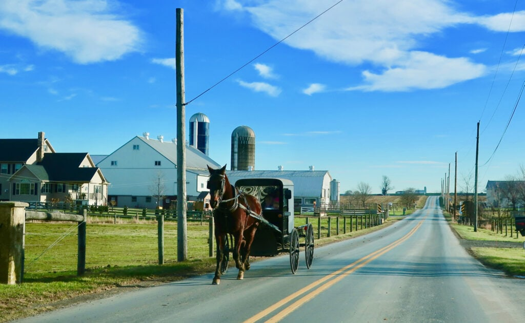 Lancaster-County-Amish-Buggy-PA