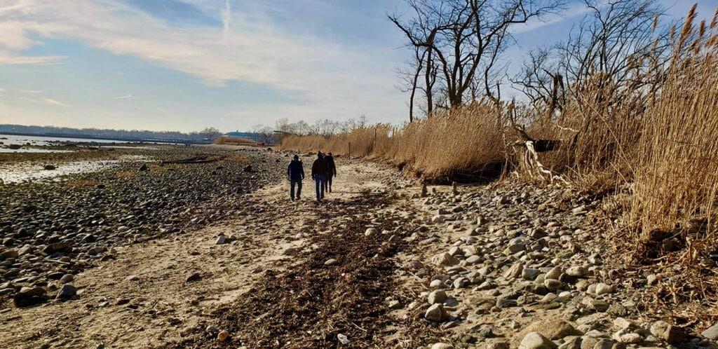 Edith Read Wildlife Sanctuary beachfront Rye NY