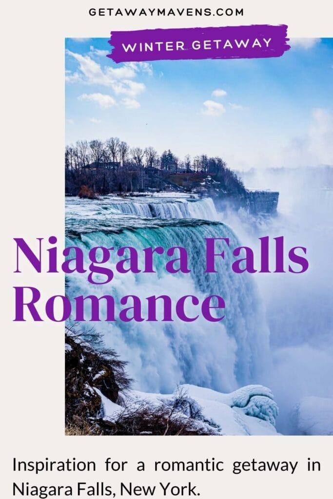 Niagara Falls Winter Getaway Pinterest Pin