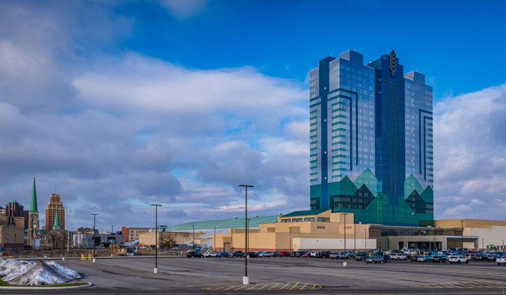 Seneca Niagara Casino Resort in Niagara Falls NY