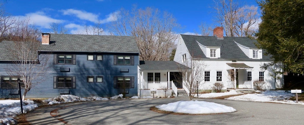 Century House and Annex at Troutbeck Amenia NY