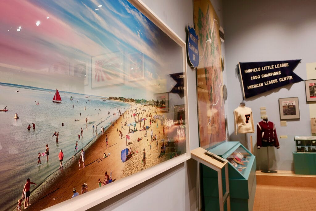 Photo of Fairfield CT Beach at Fairfield Museum
