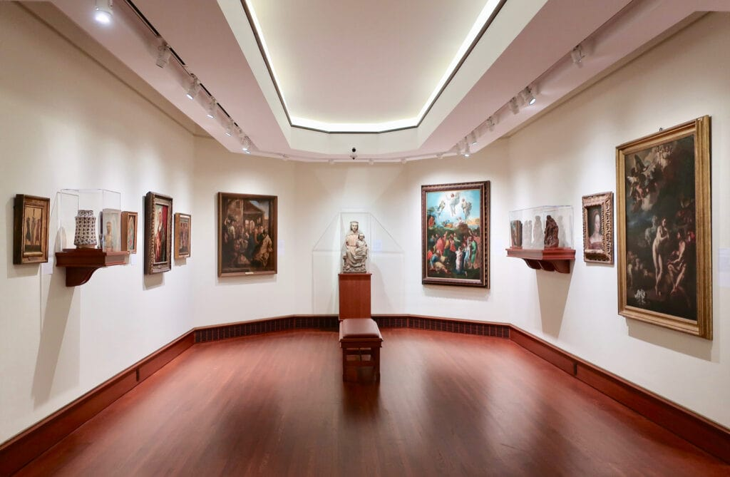 Fairfield U Art Museum Permanent Collection CT