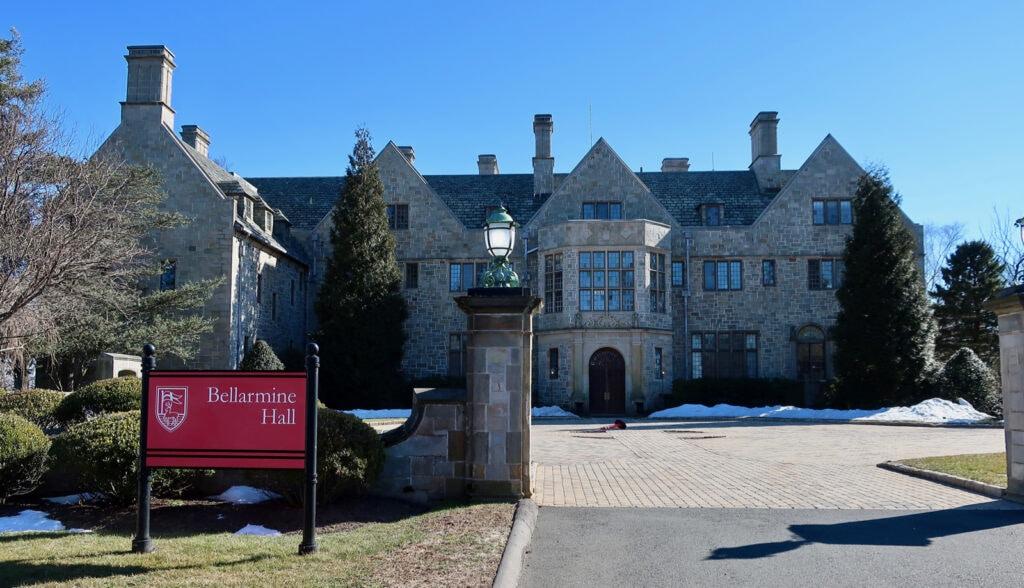 Fairfield University Art Museum Bellarmine Hall