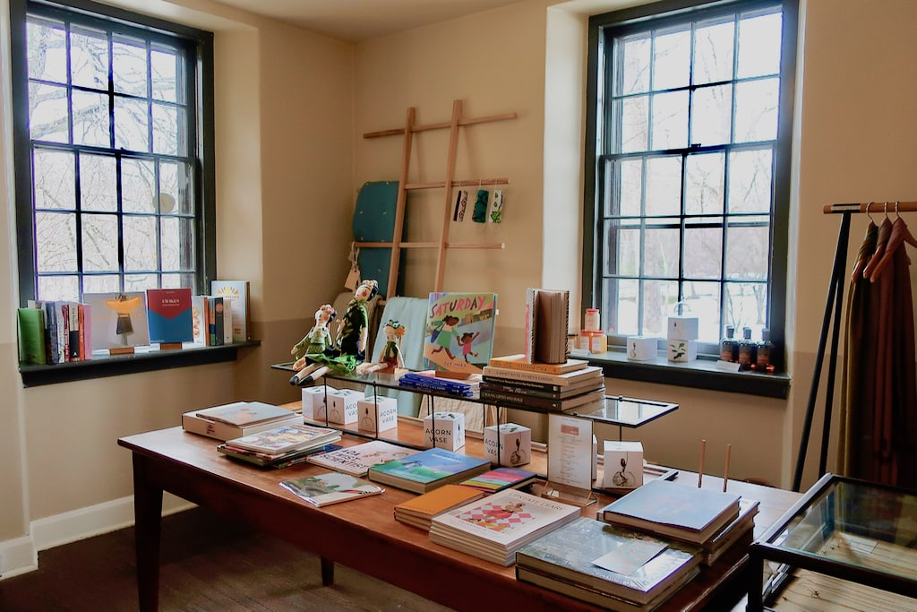 Troutbeck Gift and Book Shop Amenia NY