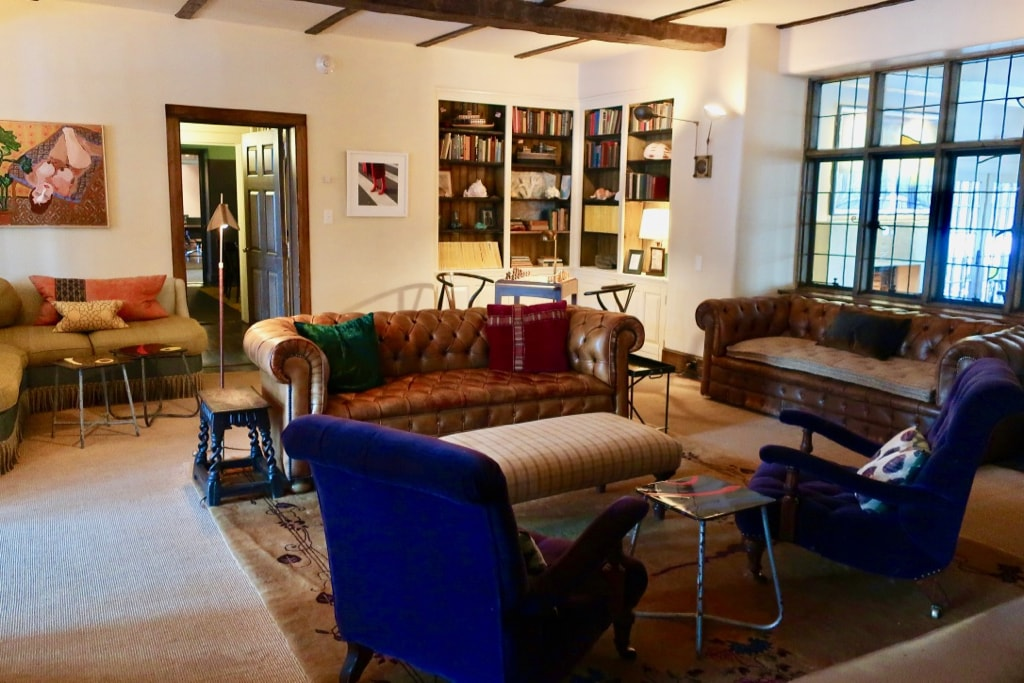 Troutbeck Living Room