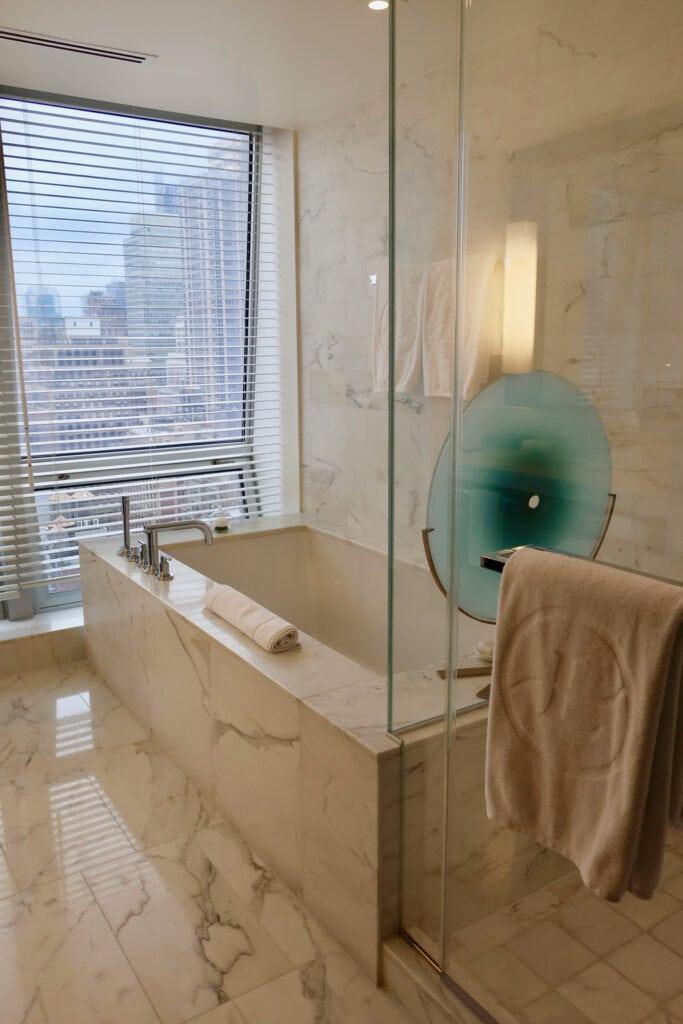 Bathroom Presidential Suite The Langham NY