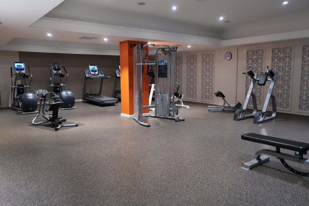 Fitness Room The Ven DC
