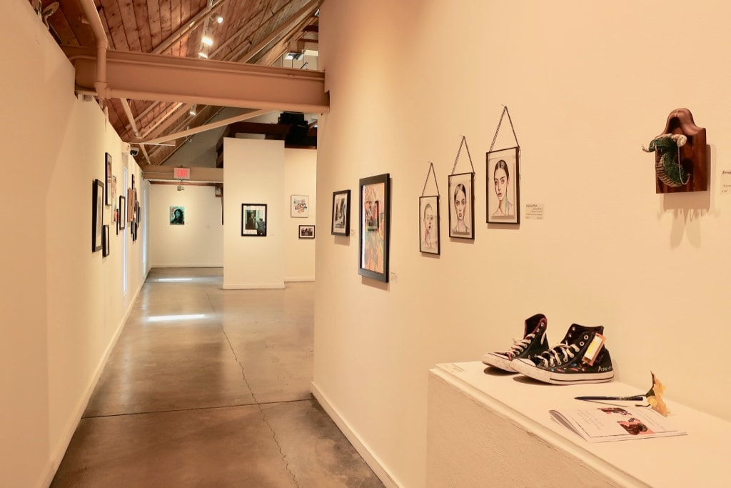 Art gallery Montpelier Arts Center Laurel MD