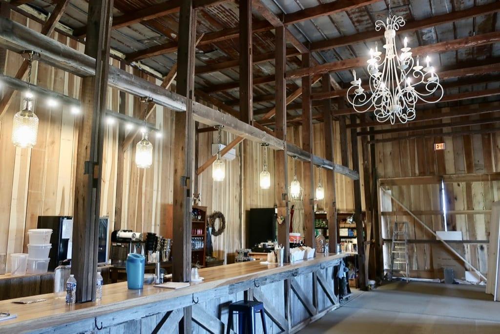 Janemark Winery Vineyard tasting room Brandywine MD